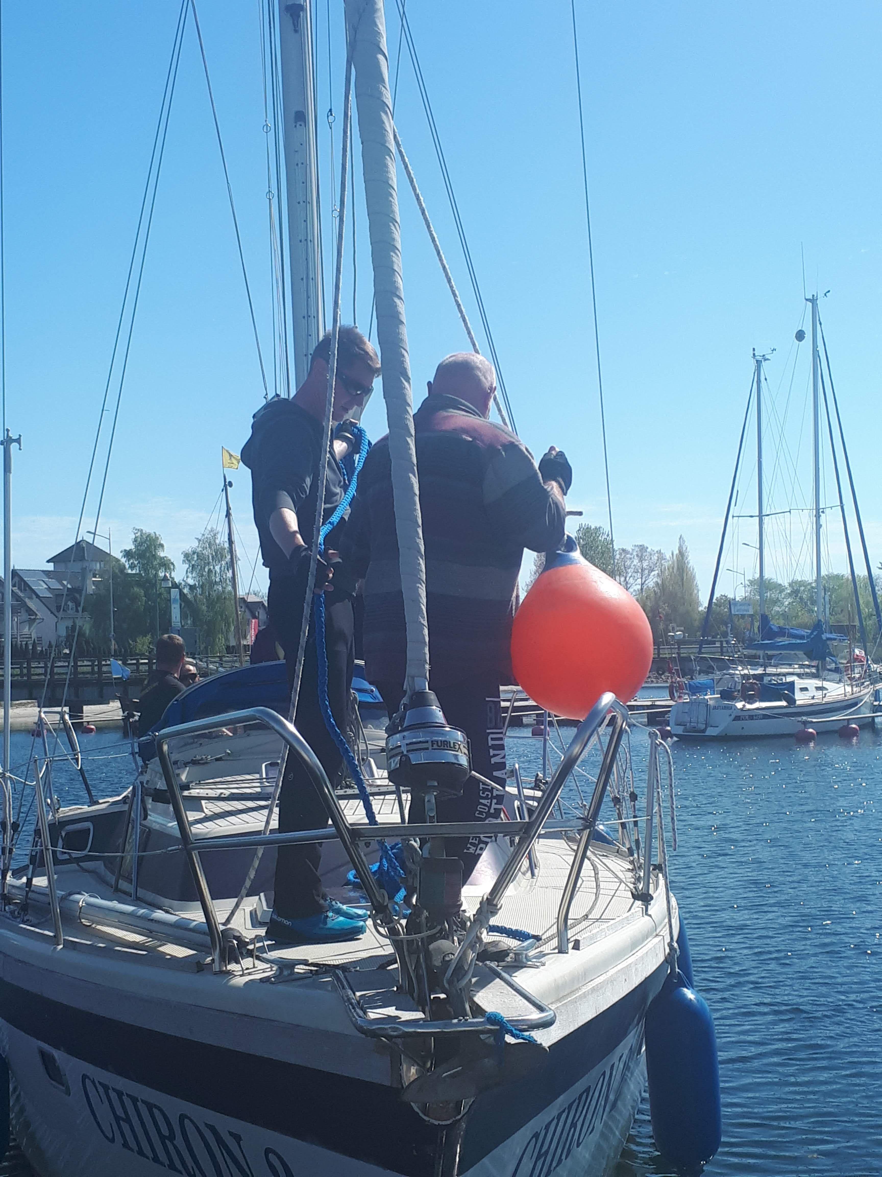 jachtowy sternik morski podręcznik